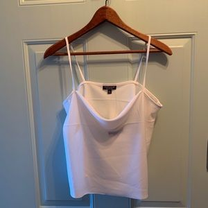 Topshop cropped camisole